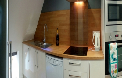 Kitchen panorama