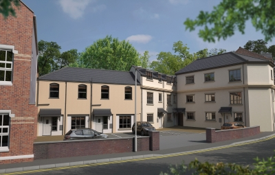 Flass Vale Mews
